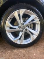 2017 Holden Astra LT BK MY18 Blue