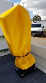 2020 Isuzu NPS 75/45-155 New 4x4 Crew Cab Service Body