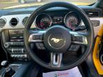2016 Ford Mustang GT FM MY17 Yellow