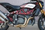 2019 Indian FTR 1200 S (RACE REPLICA) Red