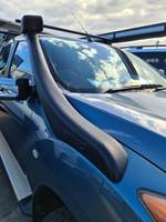 2014 Mazda BT-50 GT UP 4X4 Dual Range Blue