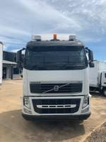 2013 VOLVO FH13 FH 13 null null White