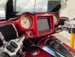 2019 Indian ROADMASTER RUBY MET/PRL WHITE Red