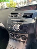 2011 Mazda 3 SP25 BL Series 1 MY10 BLACK