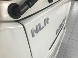 2021 ISUZU NLR 45-150 SWB MANUAL TRAYPACK White