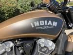 2019 Indian SCOUT BOBBER BRONZE SMOKE