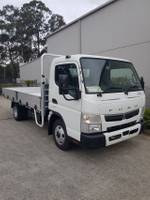 Fuso Canter 515 - Tray Back