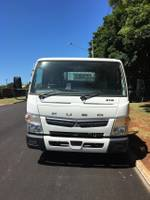 2020 FUSO CANTER 515 WIDE CANTER 515 null null White
