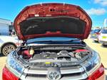 2016 Toyota Kluger GXL GSU50R Red
