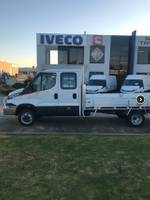 2020 IVECO DAILY50C17A8 DUAL CAB null null White