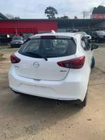 2020 Mazda 2 G15 GT DL Series White