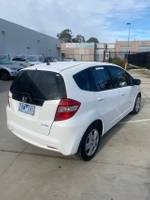 2012 Honda Jazz GLi GE MY12 White