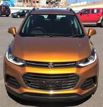 2018 Holden Trax LS TJ MY18 Orange