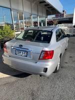 2011 Subaru Impreza 2.0i-L G4 MY12 Four Wheel Drive SILVER