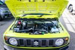 2020 Suzuki Jimny GJ 4X4 Dual Range Green