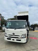 2020 HINO 300 SERIES 917 TIPPER - NEW MODEL null null White