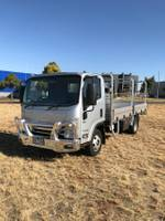 Isuzu NPR 45-155 MWB AMT Trade Pack