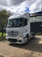 2020 MERCEDES-BENZ ACTROS4 2653 LS/33 PURE null null null
