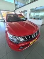 2017 Mitsubishi Triton GLS MQ MY18 4X4 Dual Range Red