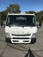 2020 FUSO CANTER 615 FEB51ER3SFBC null null White