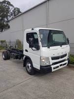 Fuso Canter 815 - CAB Chassis