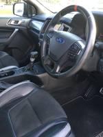 2019 Ford Ranger Raptor PX MkIII MY19 4X4 Dual Range Blue