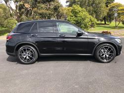 2019 Mercedes-Benz GLC-Class GLC300 X253 Four Wheel Drive Black