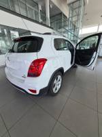2019 Holden Trax LS TJ MY19 White