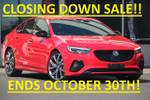 2019 Holden Commodore VXR ZB MY19.5 4X4 On Demand Red