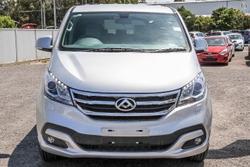 2020 LDV G10 SV7A Drive Type: Aurora Silver