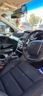 2013 Ford Falcon XR6 FG MkII Black