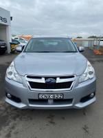 2013 Subaru Liberty 2.5i 5GEN MY13 Four Wheel Drive Silver