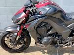 2016 Kawasaki Z1000 SE Red