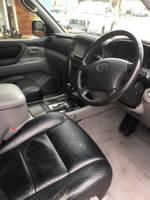 2005 Toyota Landcruiser GXL HDJ100R 4X4 Constant Black