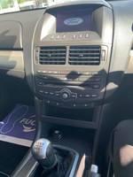2013 Ford Falcon Ute FG MkII WHITE