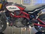2019 Indian FTR 1200 S RACE REPLICA Red