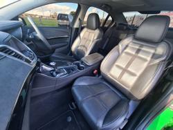 2017 Holden Commodore SS V Redline VF Series II MY17 Green