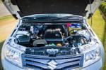 2013 Suzuki Grand Vitara JB MY13 4X4 Dual Range White