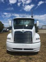 2004 MACK MACK CX White