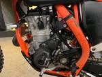 2018 Ktm 350 SX-F Black