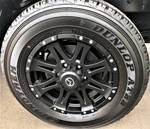 2017 Mazda BT-50 XTR UR 4X4 Dual Range White