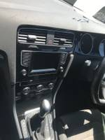 2015 Volkswagen Golf 110TDI Highline 7 MY15 Silver