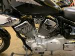 2006 Yamaha XV250 (VIRAGO VX250S, VX250R) Black