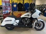 Indian Challenger Dark Horse White