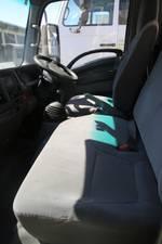 2009 Isuzu NLR200 Fridge Pantech CAR LICENCE White