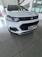 2019 Holden Trax LTZ TJ MY19 White