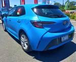 2018 Toyota Corolla Ascent Sport MZEA12R Blue