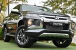 2020 Mitsubishi Triton GLX-R MR MY21 4X4 Dual Range Grey