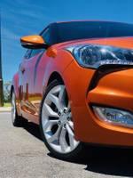2012 Hyundai Veloster FS Orange