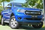 2018 Ford Ranger XLT PX MkIII MY19 4X4 Dual Range Blue